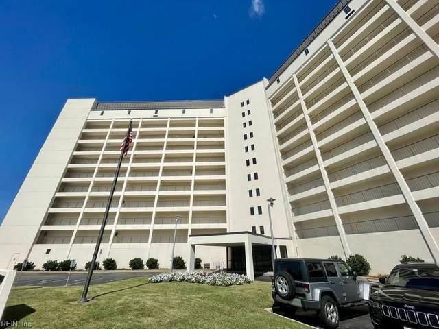 100 E Ocean View Ave #712, Norfolk, VA 23503 (#10406995) :: Momentum Real Estate