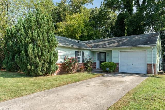 3725 Pinebark Rd, Portsmouth, VA 23703 (MLS #10407016) :: AtCoastal Realty