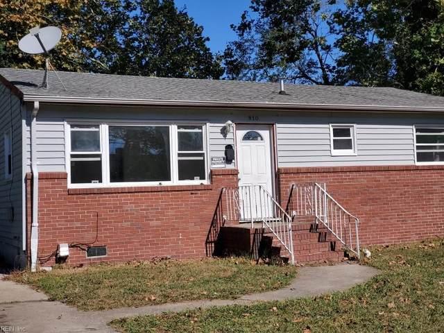 910 Wilcox Ave, Portsmouth, VA 23704 (#10407064) :: Avalon Real Estate