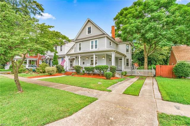 323 Florida Ave, Portsmouth, VA 23707 (#10407077) :: The Kris Weaver Real Estate Team
