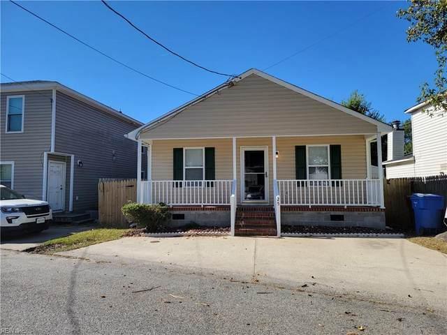 25 Gale Ave, Chesapeake, VA 23323 (#10407137) :: Atkinson Realty