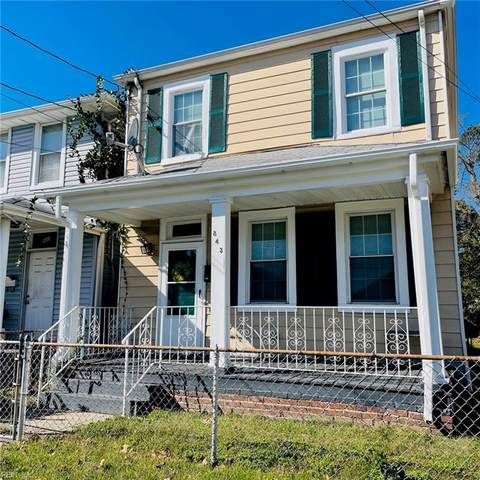843 29th St, Newport News, VA 23607 (MLS #10407159) :: AtCoastal Realty