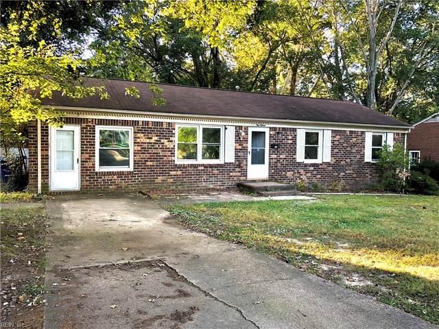 415 Nicewood Dr, Newport News, VA 23602 (#10407171) :: Berkshire Hathaway HomeServices Towne Realty