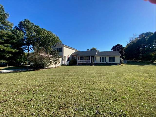 17364 Days Point Rd, Isle of Wight County, VA 23430 (#10407194) :: Verian Realty