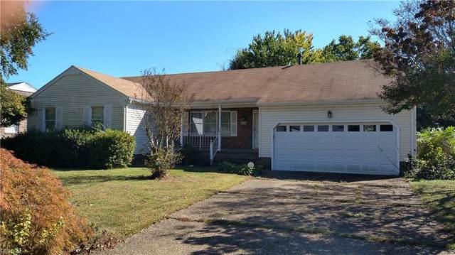 313 Shoreline Dr, Hampton, VA 23669 (MLS #10407197) :: AtCoastal Realty
