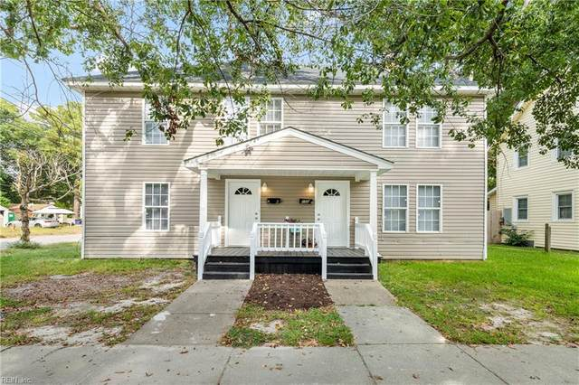 100 Nicholson St, Portsmouth, VA 23702 (#10407237) :: Rocket Real Estate