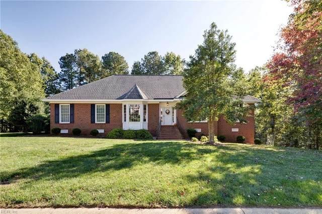 9809 Hidden Nest, James City County, VA 23168 (#10407250) :: Atkinson Realty