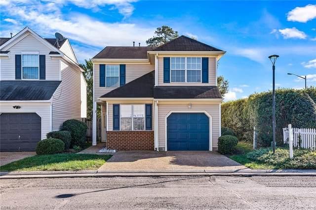2 Angelia Way, Hampton, VA 23663 (#10407262) :: Momentum Real Estate
