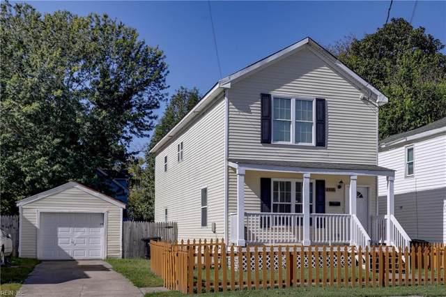 2806 Elm Ave, Portsmouth, VA 23704 (#10407265) :: Atlantic Sotheby's International Realty