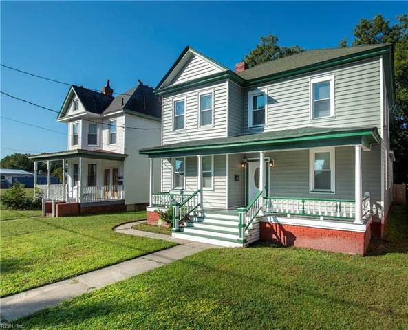 628 Broad St, Portsmouth, VA 23707 (#10407277) :: The Kris Weaver Real Estate Team