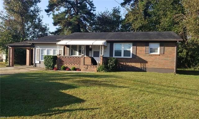 1600 Cavalier Blvd Blvd, Portsmouth, VA 23701 (#10407279) :: Berkshire Hathaway HomeServices Towne Realty
