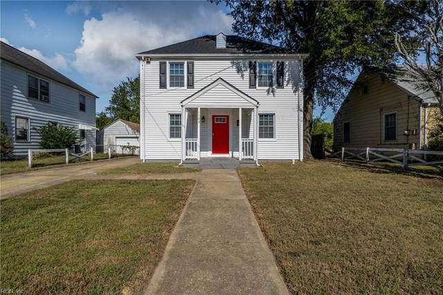 1123 18th St, Newport News, VA 23607 (#10407282) :: Rocket Real Estate