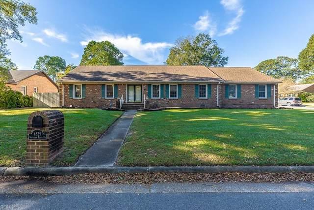 4629 Southern Pines Dr, Virginia Beach, VA 23462 (#10407313) :: Avalon Real Estate