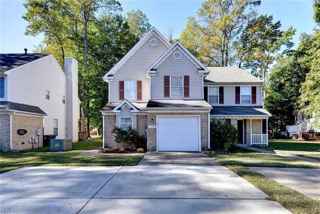 135 Creekstone Dr, Newport News, VA 23603 (#10407315) :: The Kris Weaver Real Estate Team
