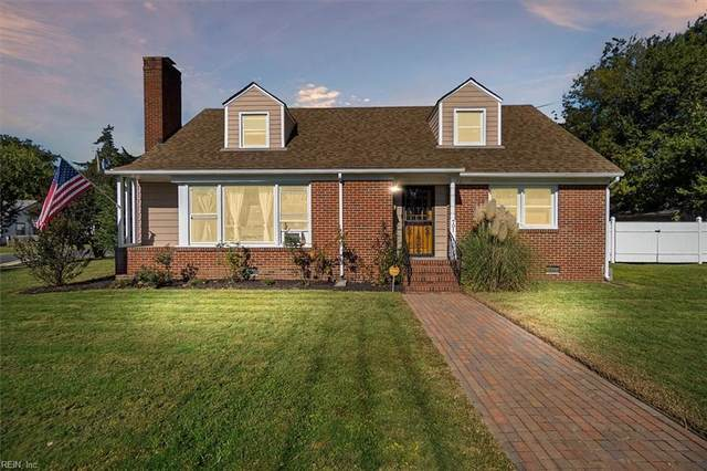 701 N Hope St, Hampton, VA 23663 (#10407316) :: Verian Realty