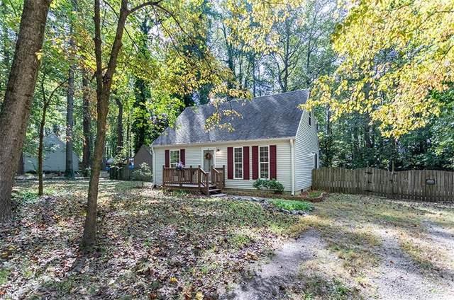3374 Village Landing Dr, Gloucester County, VA 23072 (#10407321) :: Atlantic Sotheby's International Realty