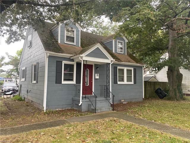 3601 Griffin St, Portsmouth, VA 23707 (#10407322) :: Verian Realty