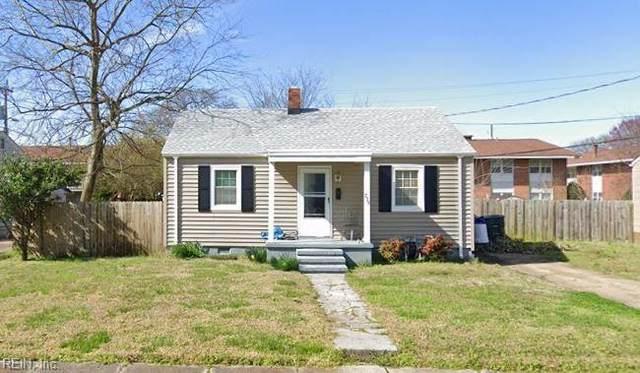 239 Burgoyne Rd, Norfolk, VA 23505 (#10407325) :: Atkinson Realty