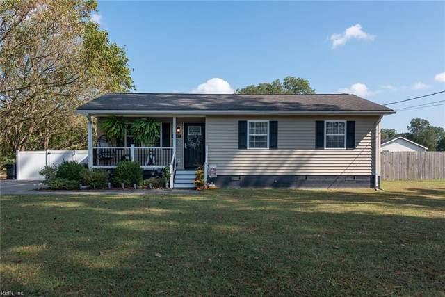 8427 Bell Ave, Southampton County, VA 23866 (#10407362) :: The Kris Weaver Real Estate Team