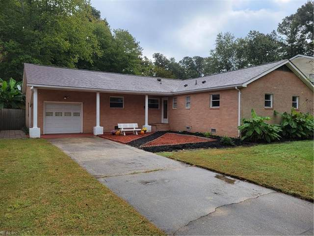 144 Hermitage Rd, Newport News, VA 23606 (#10407365) :: Atkinson Realty
