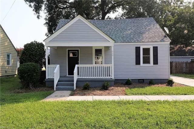 616 Kentucky Ave, Hampton, VA 23661 (#10407428) :: Atkinson Realty