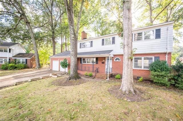 186 Dove Ct, Newport News, VA 23606 (#10407440) :: Atkinson Realty