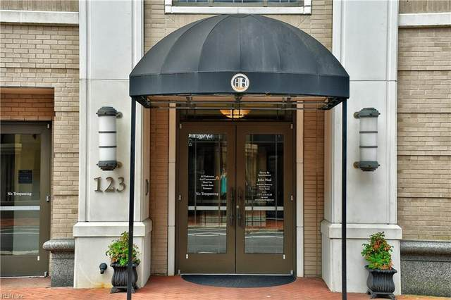 123 College Pl #711, Norfolk, VA 23510 (#10407444) :: Momentum Real Estate