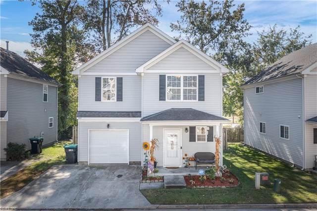 1017 Trestle Way, Chesapeake, VA 23324 (#10407463) :: Momentum Real Estate