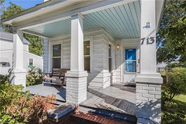 713 Douglas Ave, Portsmouth, VA 23707 (#10407473) :: The Kris Weaver Real Estate Team