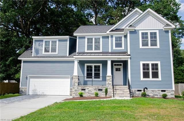 2713 Seaford Rd, York County, VA 23696 (MLS #10407511) :: Howard Hanna Real Estate Services