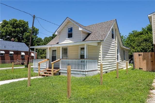 394 Pine Ave, Newport News, VA 23607 (MLS #10407514) :: AtCoastal Realty