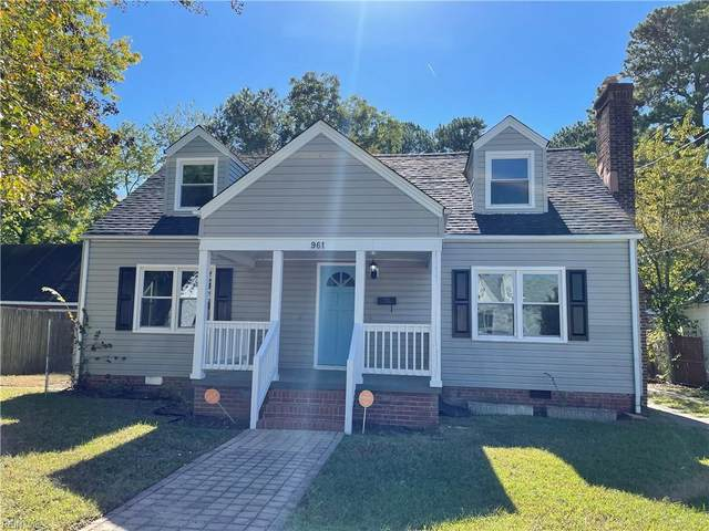 961 Hugo St, Norfolk, VA 23513 (#10407521) :: Avalon Real Estate