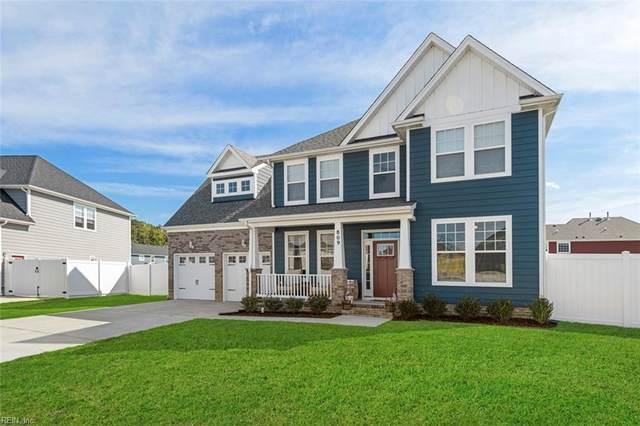 809 Arrowleaf Ct, Chesapeake, VA 23323 (#10407522) :: Atkinson Realty