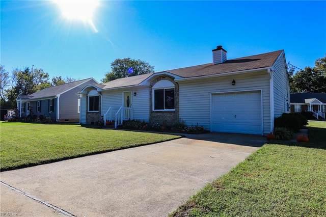 1228 Burns St, Chesapeake, VA 23320 (#10407536) :: The Kris Weaver Real Estate Team