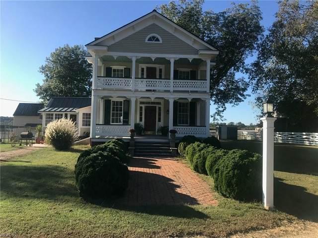 10286 Ivor Rd, Southampton County, VA 23866 (#10407544) :: The Kris Weaver Real Estate Team