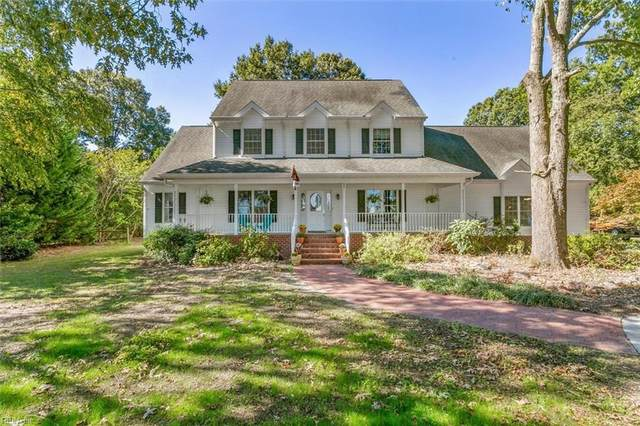 907 Dandy Loop Rd, York County, VA 23692 (MLS #10407568) :: Howard Hanna Real Estate Services