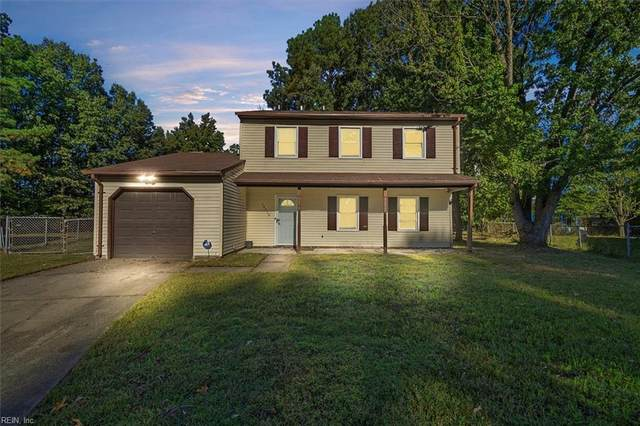 14313 Penrith Ln, Newport News, VA 23602 (#10407571) :: Rocket Real Estate