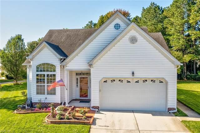 2600 Einstein Dr, Virginia Beach, VA 23456 (#10407576) :: Rocket Real Estate