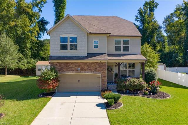 104 Beauregard Way, Newport News, VA 23603 (#10407583) :: Rocket Real Estate