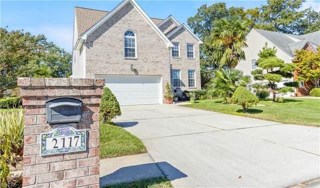 2117 Bierce Dr, Virginia Beach, VA 23454 (#10407585) :: Berkshire Hathaway HomeServices Towne Realty