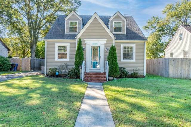 4009 Greenway Ct W Ct, Portsmouth, VA 23707 (#10407589) :: Verian Realty