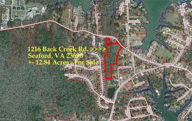 1216 Back Creek Rd, York County, VA 23696 (#10407591) :: ELG Consulting Group
