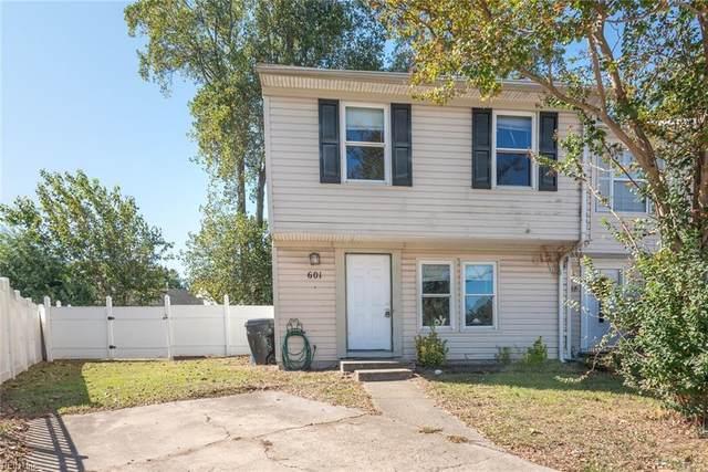601 Cedar Springs Ct Court, Virginia Beach, VA 23462 (MLS #10407617) :: Howard Hanna Real Estate Services