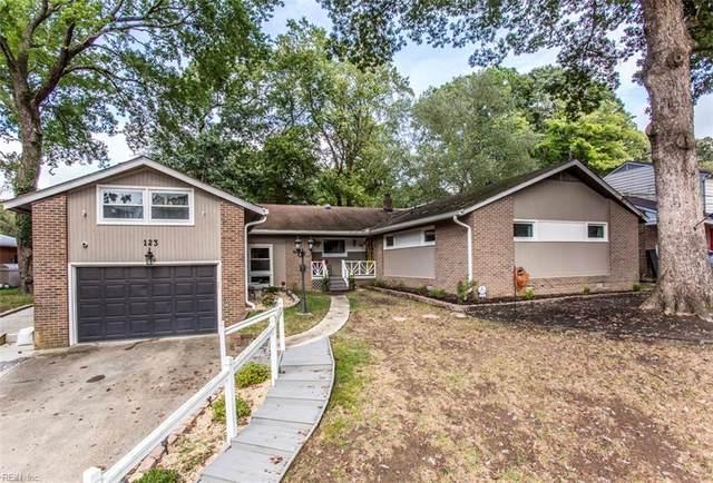 123 Tuckahoe Dr, Newport News, VA 23606 (#10407620) :: Rocket Real Estate