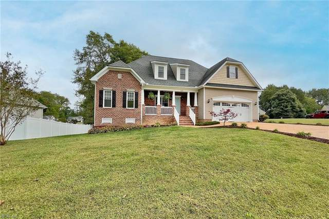 6279 Old Gloucester Way, Gloucester County, VA 23061 (#10407622) :: The Bell Tower Real Estate Team
