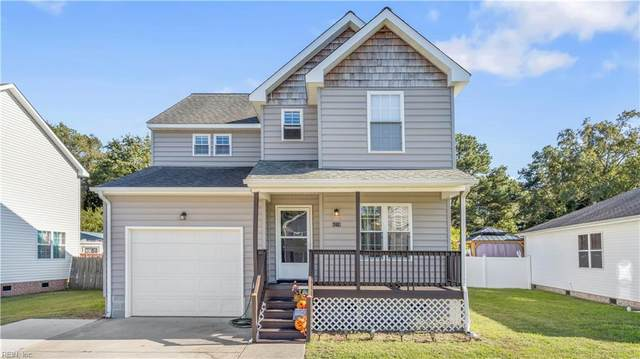 6219 Old Townpoint Rd, Suffolk, VA 23435 (#10407648) :: The Kris Weaver Real Estate Team