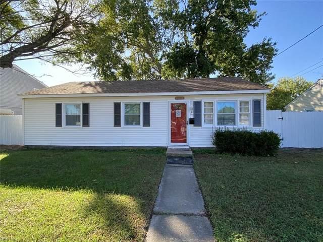1814 Somerville Dr, Hampton, VA 23663 (#10407658) :: Rocket Real Estate