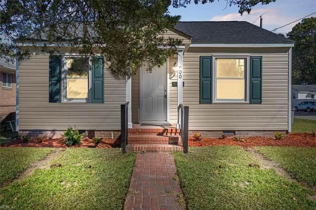 700 Ridgeway Ave, Hampton, VA 23661 (MLS #10407664) :: AtCoastal Realty