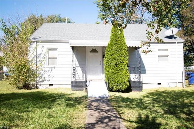 320 Killian Ave, Portsmouth, VA 23704 (#10407671) :: Berkshire Hathaway HomeServices Towne Realty
