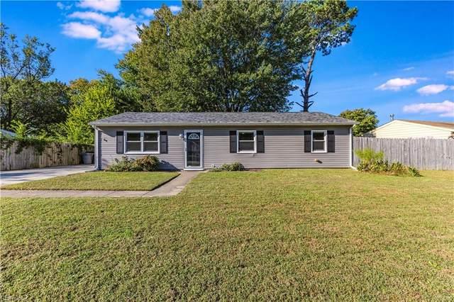 1833 Newton Rd, Hampton, VA 23663 (#10407672) :: Rocket Real Estate